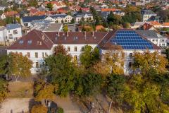 Drónfotók iskolánkról